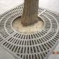 铸铁树篦子  圆形树篦子 铸铁护树板也可根据图纸加工制作