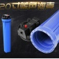 净水器配件20寸蓝滤瓶4分6分1寸进水口纯水机前置过滤器滤筒