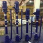 厂家直销65YW25-15-2.2型不锈钢防爆液下排污泵耐腐蚀长轴吊泵