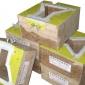 灯具产品包装热压封口机管型钨丝灯泡罩纸卡无缝热压机封口包装机