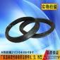 厂家直销柔性铸铁排水管A型胶圈密封圈W柔性铸铁管下水管铸铁配件