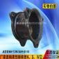 厂家直销a型柔性铸铁管a型直接套袖铸铁管件铸铁配件排水管三通
