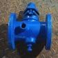 BX43W-10C 铸钢保温两通旋塞阀 沥青专用旋塞阀