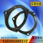 厂家直销B型法兰4寸110柔性铸铁排水管W型机制铸铁管A型铸铁管件