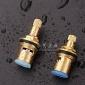 铜加厚陶瓷片阀芯 单水龙头双把冷热水龙头阀芯维修卫浴配件