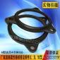 厂家直销柔性机制铸铁管W型A型B型铸铁排水管不锈钢卡箍pvc管接头