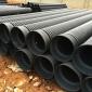 HDPE双壁波纹管DN200黑色波纹管8千牛压力HDPE排污管售后保证