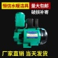 热销款 水温空调自吸泵全自动清水泵厂家批发微型家用小型自吸泵