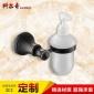 批发浴室古铜洗手液挂架皂液器 仿古置物架五金挂件皂液器KE5615